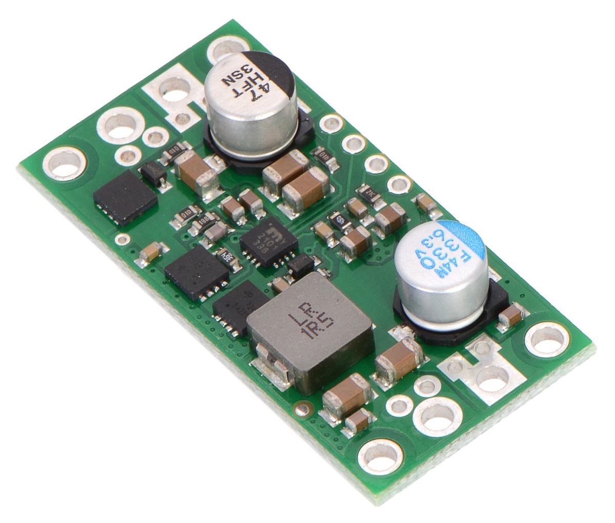 Pololu 5v 9a Step Down Voltage Regulator D24v90f5 Simple 9volt Positive