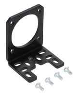 Pololu Stamped Aluminum L-Bracket for NEMA 17 Stepper Motors
