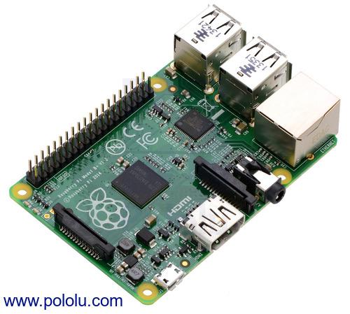 New product: Raspberry Pi Model B+