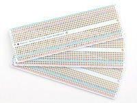 Adafruit Perma-Proto Full-Sized Breadboard PCB (3-Pack)