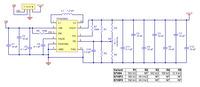 Pololu Step-Up/Step-Down Voltage Regulator S7V8x schematic diagram.