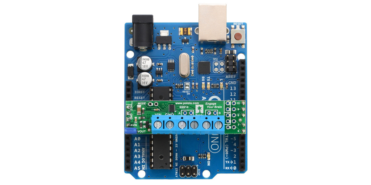 Programming Stm32f103 Blue Pill Using Usb Bootloader Platformio together with Mover Motores Paso Paso Con Arduino also 386183736769222886 furthermore Arduino Driving A Motor With Pololu Mc33887 Motor Driver besides Thing 760793. on arduino motor