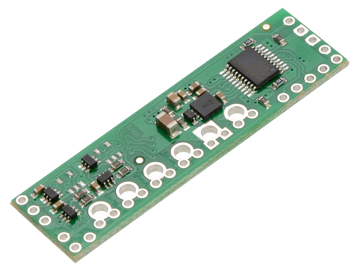 Pololu A4990 Dual Motor Driver Shield For Arduino Bridge Pwm Amplifier It Is Such A Complete Hbridge