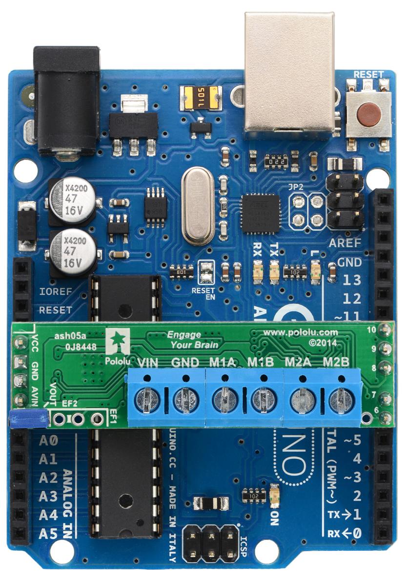 Stepper Tutorial - Arduino-Boardcom