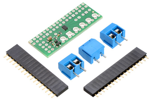 New product: Pololu DRV8835 Dual Motor Driver Kit for Raspberry Pi B+