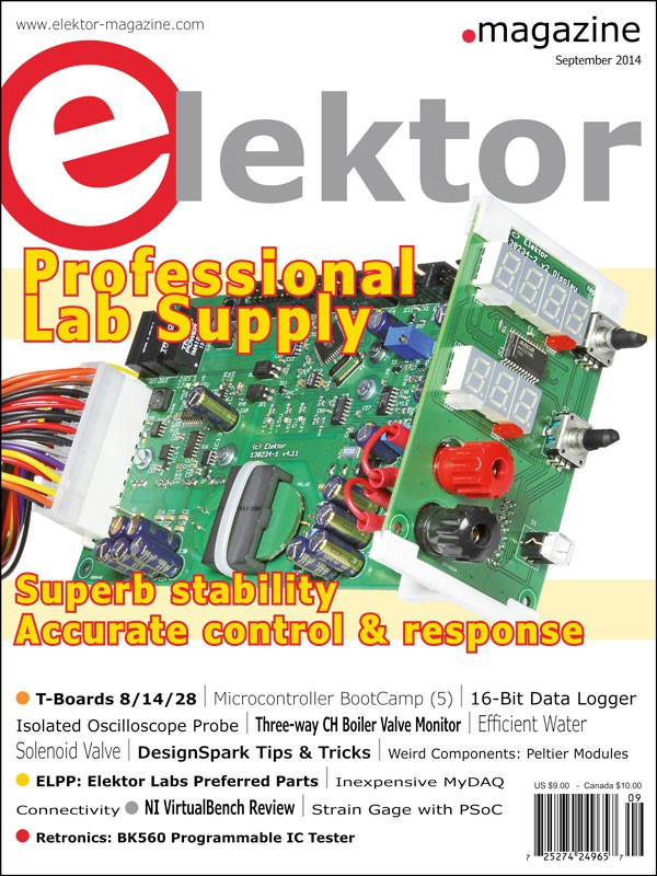 pololu free elektor magazine september 2014Electronic Circuit Magazine #21