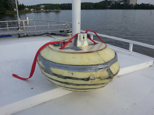 Leviathan: an autonomous Raspberry Pi-controlled electric boat