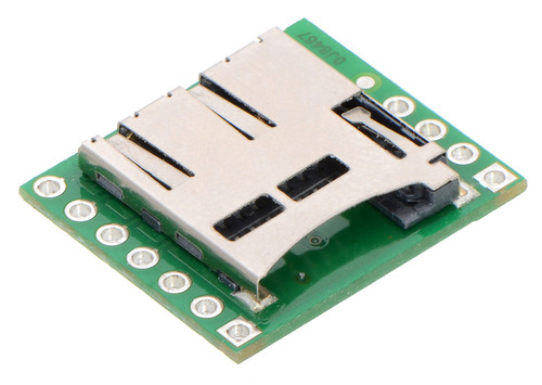 New product: Breakout Board for microSD Card
