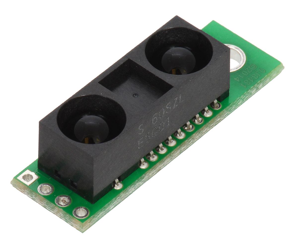 Pololu Arduino Library For Sharp Distance Sensors