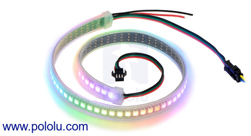 New product: Addressable high-density RGB LED strip