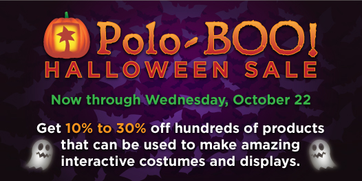 Polo-BOO! Halloween Sale