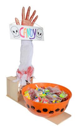 Candy bowl surprise