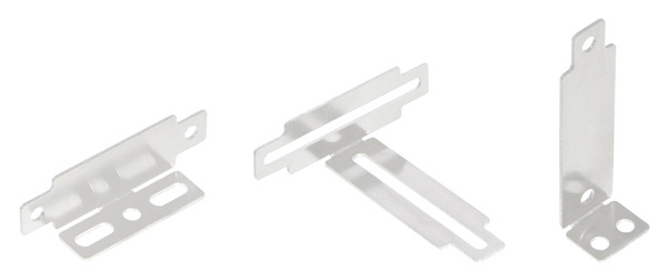 New products: Brackets for Sharp GP2Y0A02, GP2Y0A21, and GP2Y0A41 distance sensors