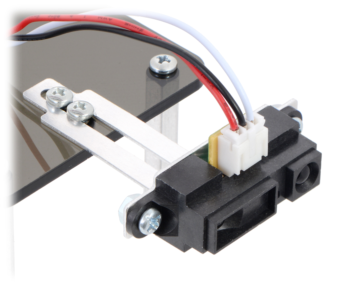Pololu Sharp Gp2y0a41sk0f Analog Distance Sensor 4 30cm Linear Actuator Wiring Color Code Overview