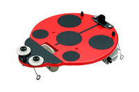 Tamiya 71117 Sliding Ladybug - Vibrating Action