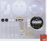 OWI MV-979 Moon Walker II kit contents.