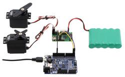 Maestro Servo Controller Arduino library