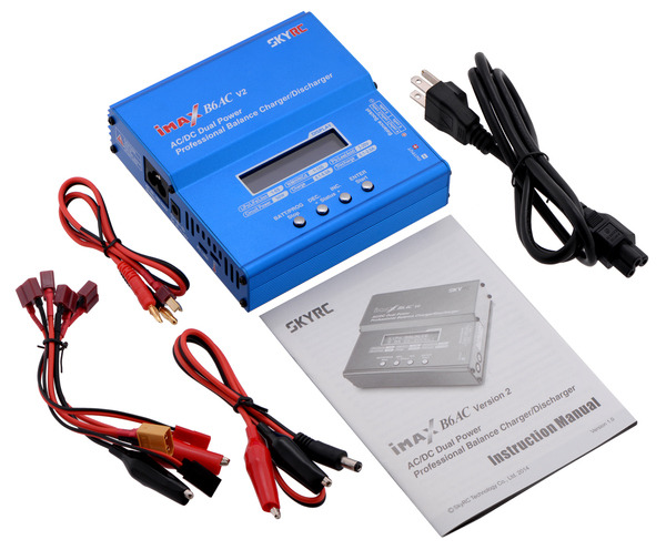 New product: iMAX B6AC V2 Balance Charger and Discharger