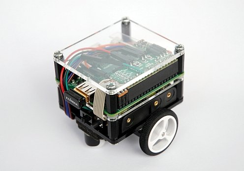 PiBot-A: mobile robot with a Raspberry Pi