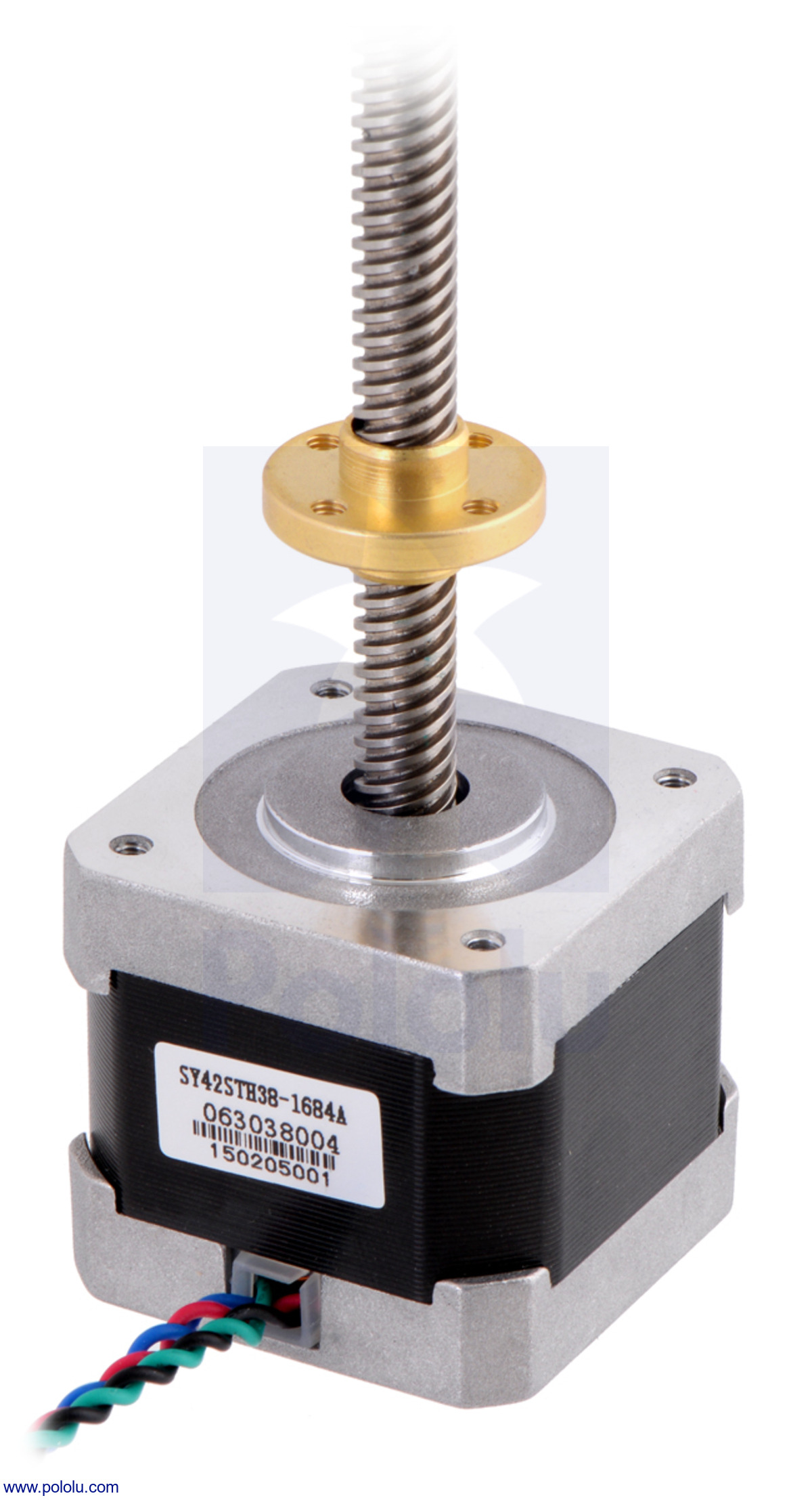 Kgcm 6 Wire Nema 17 Stepper Motor