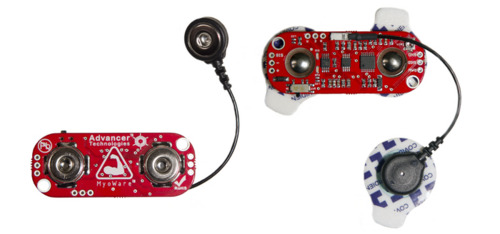 MyoWare muscle sensor Kickstarter