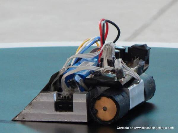 Robot contest in Mexico to be held at 14th National Congress of Mechatronics