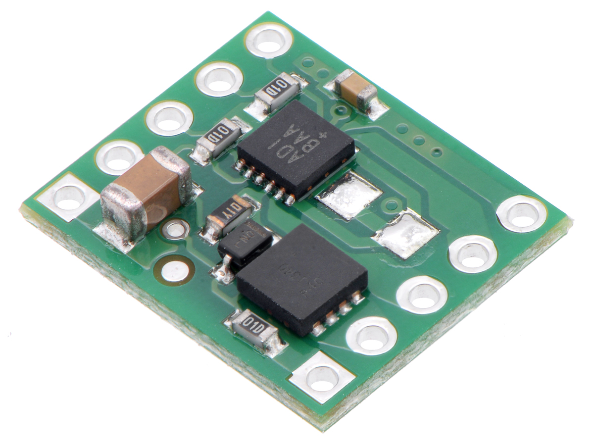Pololu Max14870 Single Brushed Dc Motor Driver Carrier Integrated Circut First Circuit Board Shortcircuit Protection For Sale