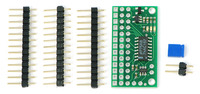 Pololu RC Servo Multiplexer 4 Channel rcm01a (partial kit)