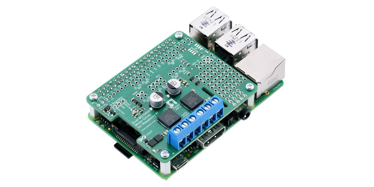 Pololu - Raspberry Pi