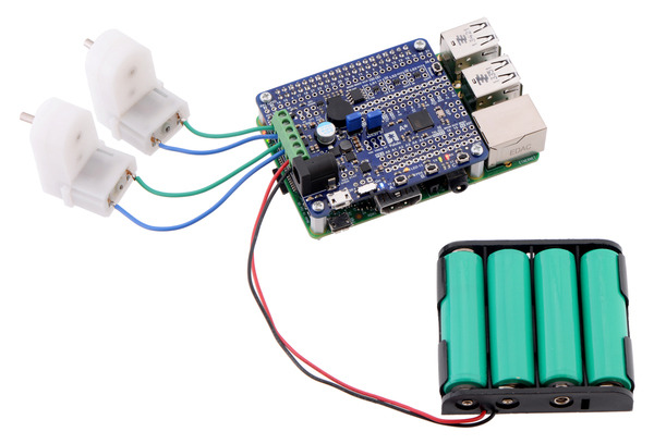 New product: A-Star 32U4 Robot Controller with Raspberry Pi Bridge