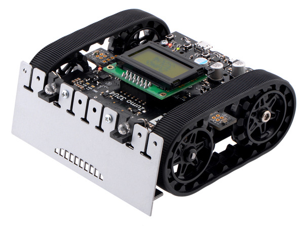 New products: Assembled Zumo 32U4 robots