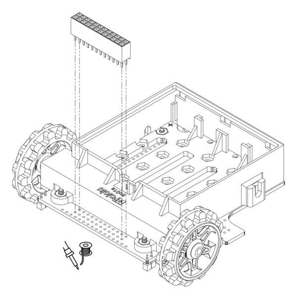 Pololu Zumo 32U4 Robot User's Guide