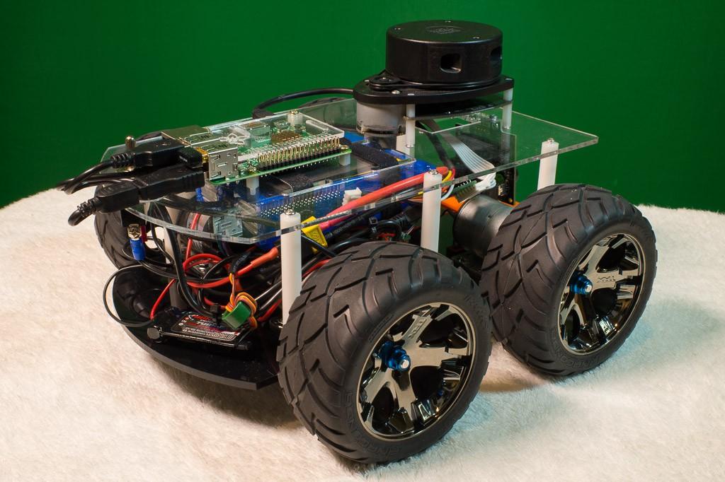 Pololu - S3 Pilot board robot