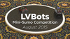 Video: LVBots August 2015 mini-sumo competition