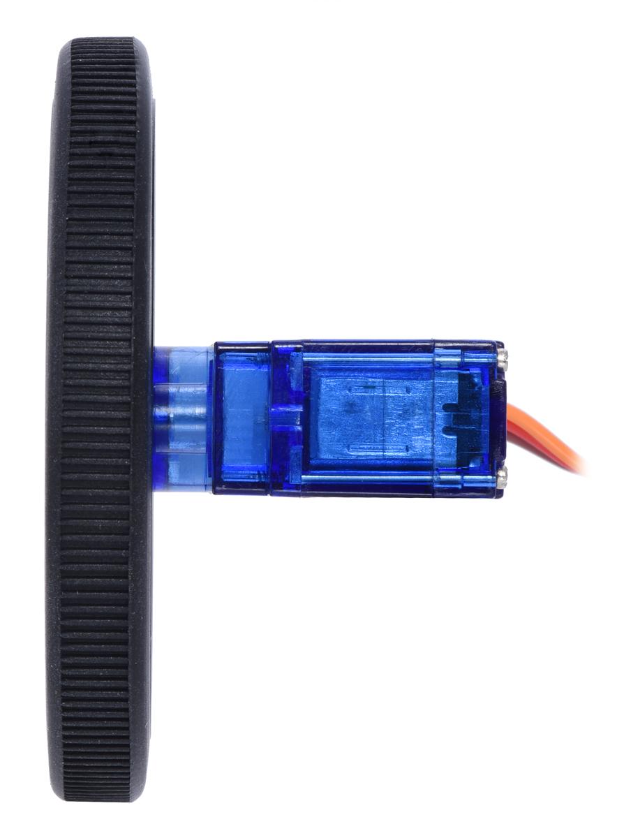 Pololu Feetech Fs90r Micro Continuous Rotation Servo Wiring Diagram Wheels