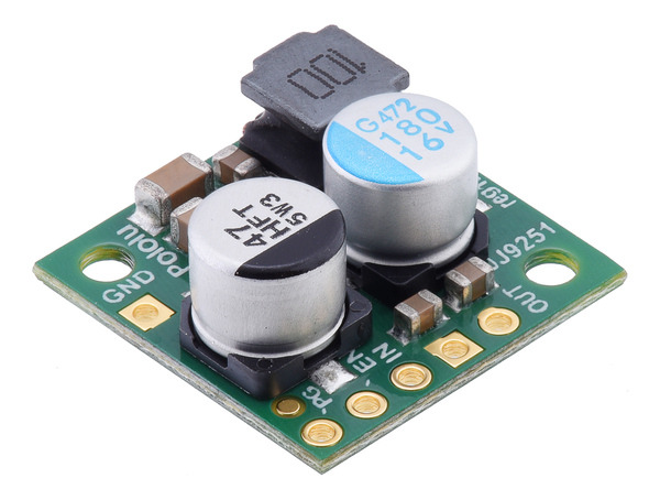 New product: 12V, 2.2A Step-Down Voltage Regulator D24V22F12