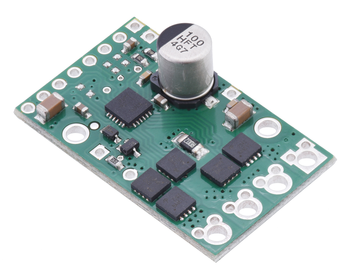 Pololu Posts By Kevin Page 3 Re How Do I Control A Mosfet With An Optical Reflector We Are Excited To Announce The Release Of G2 High Power Motor Driver 24v13 Like Our Original Drivers This Board Is Discrete