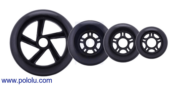 New products: Scooter/Skate Wheels