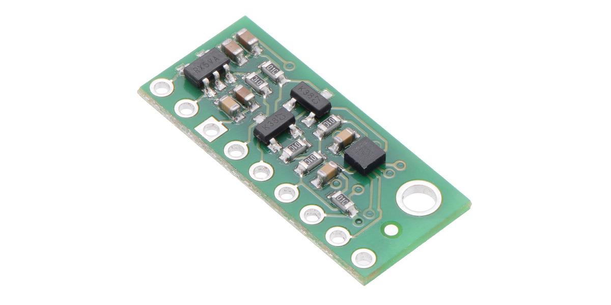 Pololu AltIMU-10 v4 Gyro, Accelerometer, Compass, and