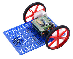Building a Raspberry Pi robot with the A-Star 32U4 Robot Controller