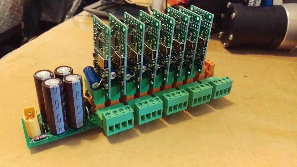 Pololu - MSOE underwater robotics ROV