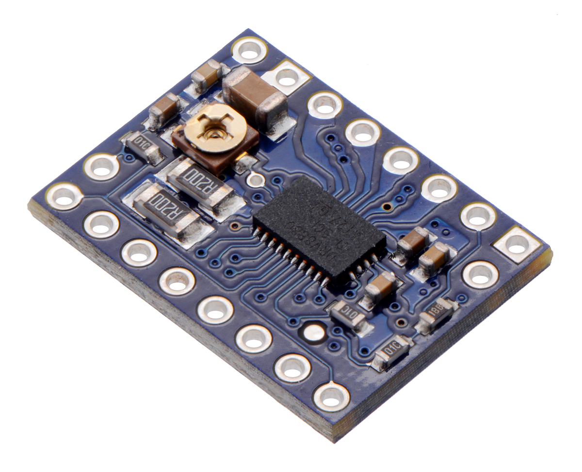 Pololu Posts By Claire Snap Circuits Rover Building Kids Engineering Skills Is A Item Id Like To Introduce Our Latest Addition The Stepper Motor Driver Carrier Family Drv8880