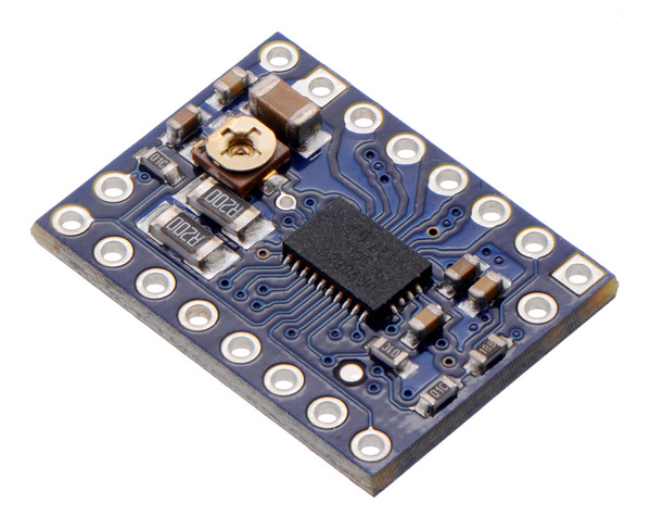 New product: DRV8880 Stepper Motor Driver Carrier
