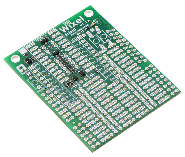 New version of the Wixel Shield for Arduino