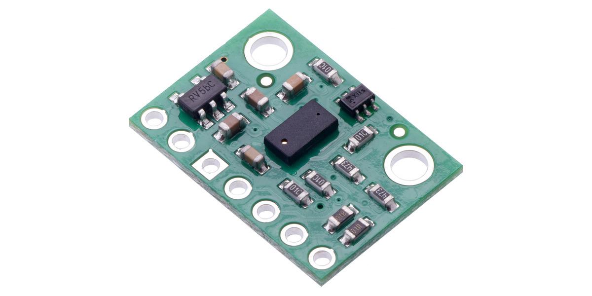 Proximity Sensor Circuit Detect Human Presence