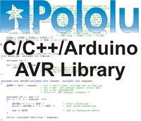 Pololu C/C++/Arduino AVR library