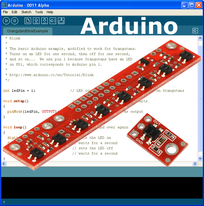Pololu - Arduino Library for the Pololu QTR Reflectance Sensors