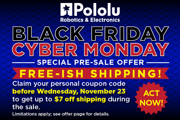 faca735bcc15 We're less than two days away from our annual Black Friday/Cyber Monday sale,  our biggest sale of the year! This year, in addition to our usual  doorbuster ...