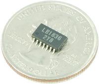 Sanyo LB1836M Motor Driver IC