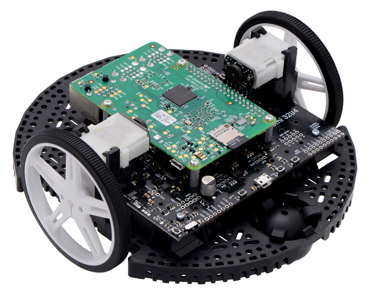 Pololu Romi 32u4 Control Board Sensor And Bluetooth Circuit Spare Parts Accessories Buy With Raspberry Pi On A Chassis